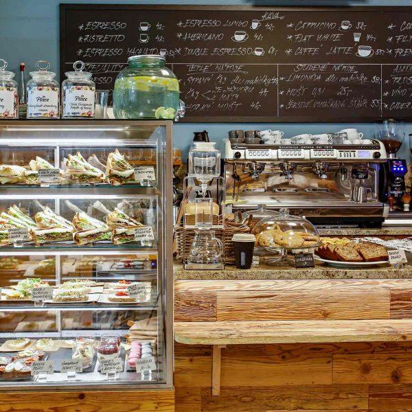 Bistro vilémovo pekařství